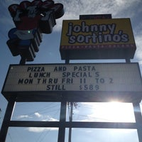Photo taken at Johnny Sortino's Pizza Parlor by Joe C. on 6/17/2012