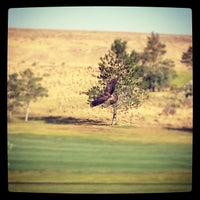 Photo taken at Jackpot Golf Club by Marcus M. on 8/9/2012