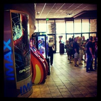 Photo taken at B&B Mesa Gateway 12 IMAX by Robert M. on 7/4/2012