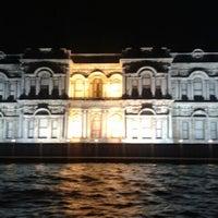 Photo taken at Beylerbeyi Sarayı by birmax. c. on 8/15/2012