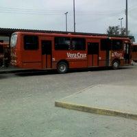 Photo taken at Terminal Integrado Barro by Thiago C. on 9/5/2012