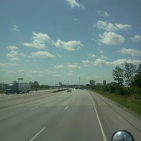 Photo taken at I-80 by Kimberlee C. on 8/9/2012