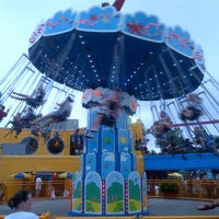 blast off sesame place. photo taken at sesame place - elmo\u0026amp;#39;s cloud chaser by rich blast off