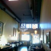 Photo taken at Vintage Cafe by ARTHUR ALDERETE Real Estate on 4/10/2012