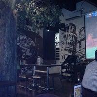 Photo taken at Pisa Kafe by Suhaib M. on 8/2/2012