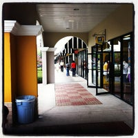 Photo taken at Lake Buena Vista Factory Stores by Jalil P. on 5/29/2012
