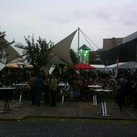 Photo taken at De Bijloke by Gregory D. on 7/12/2012