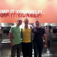 Photo taken at Yogurt Stop by Josh M. on 8/1/2012