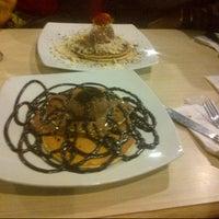Photo taken at Mr. Pancake by Arif S. on 8/20/2012