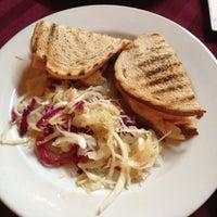 Photo taken at CAV Restaurant by Christopher K. on 7/27/2012