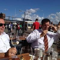 Das Foto wurde bei Louise Restaurant & Bar von Leo L. am 8/29/2012 aufgenommen
