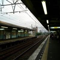 Photo taken at Keisei Sekiya Station (KS06) by えくす ん. on 6/23/2012