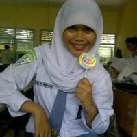 Photo taken at SMA Negeri 13 Surabaya by Iswatin K. on 3/6/2012