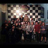 Photo taken at K1 Speed Ontario by Josh H. on 2/17/2012