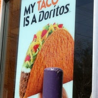 Photo taken at Taco Bell by Eric E. on 4/2/2012
