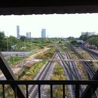 Photo taken at MRT Bang Sue (BAN) by Narongrit S. on 4/23/2012