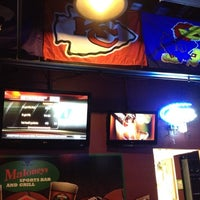 Photo taken at Maloney's Sports Bar & Grill by Notlistingnane H. on 3/4/2012