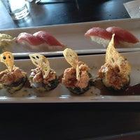 Photo taken at RA Sushi Bar Restaurant by Jean V. on 6/22/2012