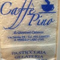 Foto scattata a Caffè Pino da Claudia il 8/22/2012