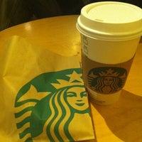 Photo taken at Starbucks by Ken W. on 3/10/2012