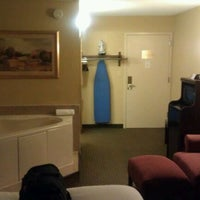 Photo taken at Quality Inn by David S. on 2/28/2012