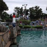 Photo taken at Cape Escape Adventure Golf by Bob S. on 8/18/2012