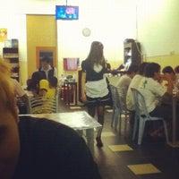Photo taken at Moe Moe Cafe by Jun Siang P. on 2/10/2012