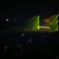 Photo taken at Pacific Coliseum by Joan W. on 7/7/2012