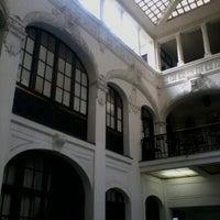 Photo taken at Instituto Profesional de Arte y Comunicación Arcos by Fernanda G. on 9/11/2012