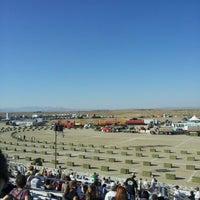 Photo taken at Antelope Valley Fairgrounds by Jennifer O. on 8/26/2012