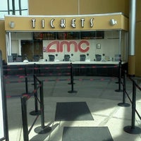 Photo taken at AMC Castleton Square 14 by Janna M. on 5/11/2012