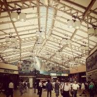 Photo taken at Ueno Station by pera on 8/9/2012