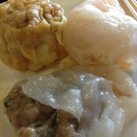 Photo taken at Dim Sum King 點心皇 by Danny T. on 7/30/2012