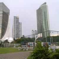 Foto tomada en Cinta Costera por Bienvenido V. el 7/7/2012
