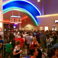 Photo taken at Regal Cinemas The Loop 16 & RPX by Mark T. on 7/20/2012