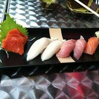 Photo taken at Yama Sushi by Vera K. on 9/4/2012