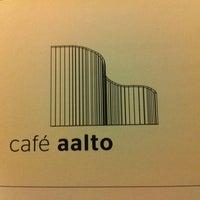 Photo taken at Café Aalto by Sebastian J. on 8/24/2012
