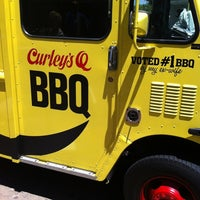 Photo taken at Curley's Q BBQ Food Truck & Catering by Andrew F. on 6/26/2012