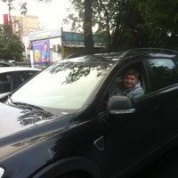 Photo taken at Парковка финашки by Alexey A. on 9/7/2012