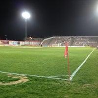 Photo taken at Doha stadium by Eran L. on 2/27/2012