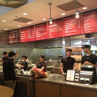 Photo taken at Chipotle Mexican Grill by Jim S. on 3/6/2012