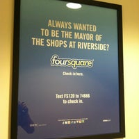 Photo taken at The Shops at Riverside by Christopher H. on 4/27/2012