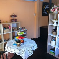 Photo taken at Chalita's Brand Showroom by chalita y. on 8/16/2012