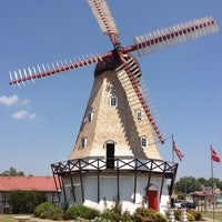 Photo taken at Danish Windmill by Jim K. on 6/10/2012
