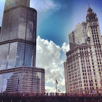 Photo prise au Chicago Architecture Foundation River Cruise par Michael S. le6/16/2012