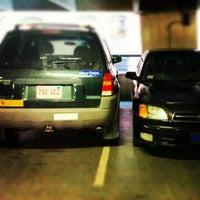 Photo taken at Northampton Parking Garage by DevinM88 on 5/18/2012