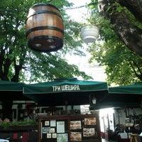Photo taken at Tri šešira by Gasper K. on 5/19/2012