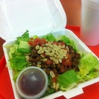Photo taken at Big Salads by Lidicienta C. on 6/20/2012