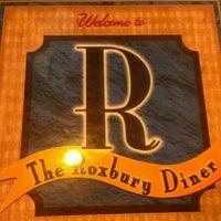 Photo taken at Roxbury Diner by Brooke O. on 6/15/2012