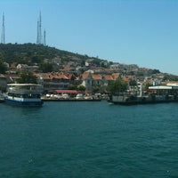 Das Foto wurde bei Kınalıada von Sezin Ö. am 6/10/2012 aufgenommen